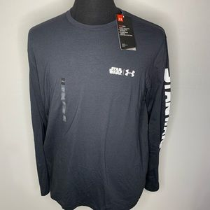 Under Armour Star Wars Size LARGE Mens